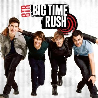 Big Time Rush [UK Fan Edition] by Big Time Rush (CD, Jul 2011