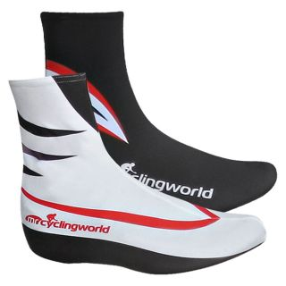 Mr Cycling World Razor Sublimated Time Trial Bike Booties  Shoe Covers