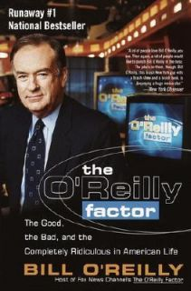 in American Life by Bill OReilly 2002, Paperback, Reprint