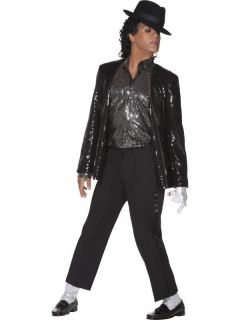 michael jackson billie jean costume in Clothing,