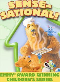 BEAR IN THE BIG BLUE HOUSE   SENSE SATIONAL   NEW DVD