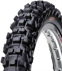 M7304 Maxxcross Intermediate Front Motorcycle Tire Size 90/100 20