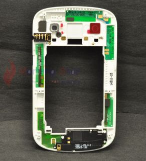 blackberry bold 9900 housing white in Cell Phone Accessories