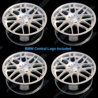 BMW Z4/1/3/5/6/7/X3/X5/X6 Series Wheels 19x8.5 Rims with Central Caps