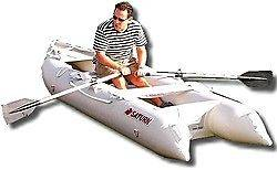 12FT SATURN INFLATABLE KAYAK BOAT KaBoat SK396