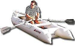 12FT SATURN INFLATABLE KAYAK BOAT KaBoat SK396