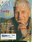 2000 Modern Maturity Magazine: Paul Newman/50 Best Places to Live