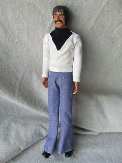 Sonny Bono (Cher) Vintage 12 Doll by Mego Vtg 1976 70 s 70s 1970s