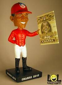 Obama Lawn Jockey Bobble head