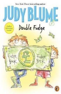 Double Fudge by Judy Blume 2003, Paperback