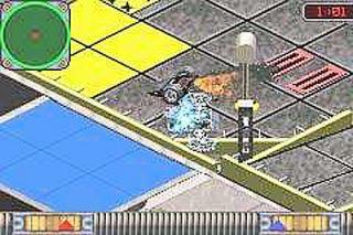 BattleBots Design Destroy Nintendo Game Boy Advance, 2003