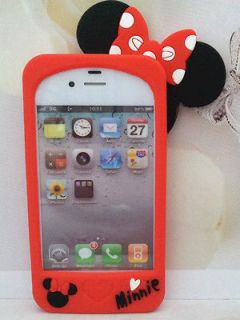 minnie mouse iphone 4 case in Cases, Covers & Skins