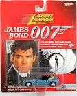 James Bond 007 MARX Die Cast Mini Miniature Luger Cap Gun in Carrying