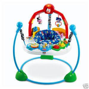 Newly listed FISHER PRICE LAUGH & LEARN JUMPEROO JUMPER NEW