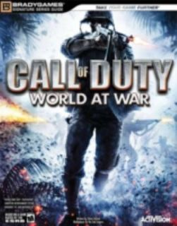 Call of Duty  World at War by Brady Games Staff and Activis