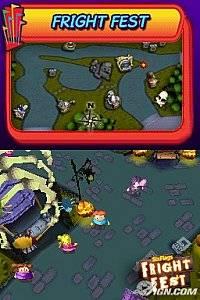 Six Flags Fun Park Nintendo DS, 2008