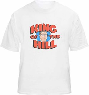 king of the hill shirt in Mens Clothing