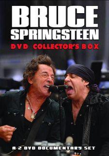 Bruce Springsteen DVD Collectors Box DVD, 2011, 2 Disc Set