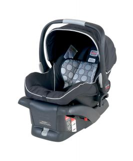 Britax E9LE53 Black Infant Car Seat