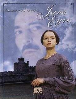 Charlotte Brontes Jane Eyre DVD, 1999