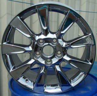 OEM Chrome Alloy Wheels Rims for 2005 2006 2007 2008 2009 Cadillac XLR