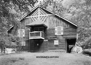 Smoky Mountains Park Cabin Gatlinburg TN 1996 Photo