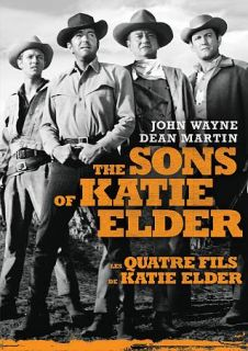 The Sons of Katie Elder DVD, 2011, Canadian French