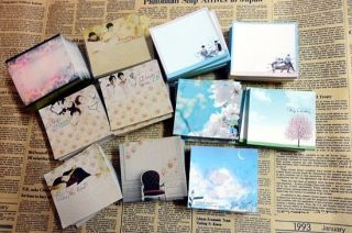 Cute Memo Pad Paper JYJ TVXQ DBSK jaejoong jejung yuchun yoochun