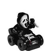 Movie Toy Ghost Face Race Car Halloween Racer 4 Knife Decoration Kids
