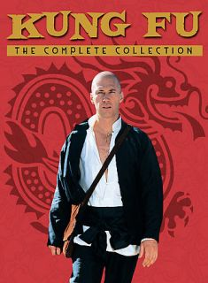 Kung Fu The Complete Series Collection DVD, 2007, 11 Disc Set
