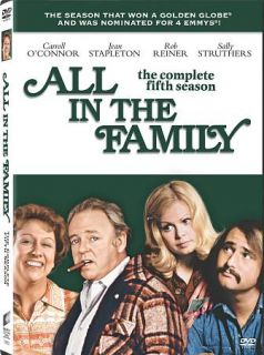 All in the Family   The Complete Fifth Season DVD, 2009, 3 Disc Set