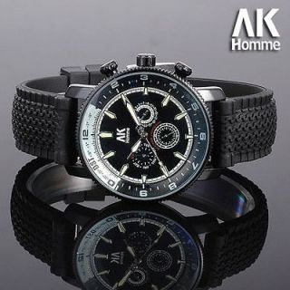 Newly listed AK Homme Tag Army Military Pilot Auto Mechanical Mens