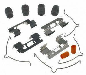 Carlson H5795Q Disc Brake Hardware Kit