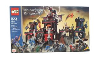 Lego Castle Knights Kingdom II Vladeks Dark Fortress 8877