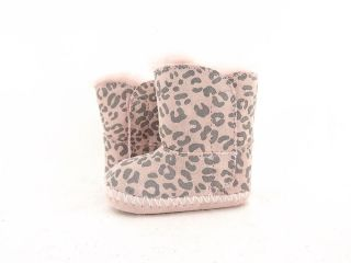 Infants Shoes   UGG AUSTRALIA   INFANT CASSIE LEOPARD BOOTS BABY PINK