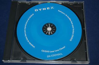 Dynex Laser Lens Cleaner for CD/DVD Players DX CDDVDCL #2