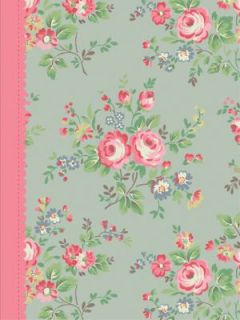 Cath Kidston Fabric Covered Journal by Cath Kidston 2011, Diary