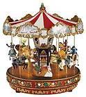 mr christmas the carousel in Other