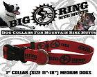 Downhill Mountain Bike 1 Big Ring MTB Med Dog Collars