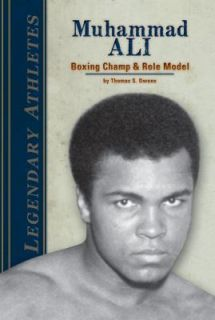 NEW   Muhammad Ali Boxing Champ & Role Model