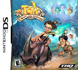Tak The Great Juju Challenge Nintendo DS, 2005