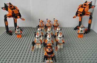 LEGO STAR WARS COMMANDER CODY 212TH ATTACK BATALLION & WALKER CLONE