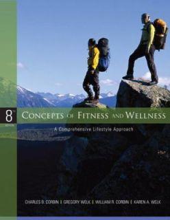 Charles B. Corbin, Gregory J. Welk and Karen A. Welk 2008, Paperback