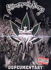 Kottonmouth Kings   Dopeumentary DVD, 2001, Parental Advisory Explicit