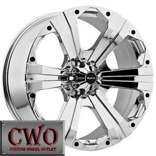 Ballistic Outlaw Wheels Rims 8x180 8 Lug GMC Chevy 2500 2500HD New