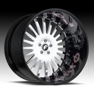 black and chrome wheels in Wheels