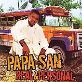 Real and Personal by Papa San CD, Sep 2005, GospoCentric