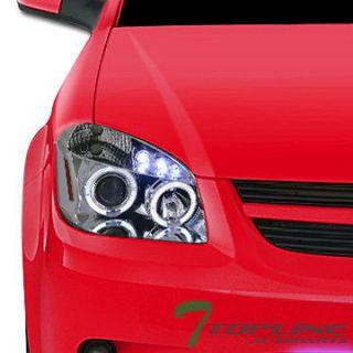 HEAD LIGHTS LAMP SIGNAL 05 10 CHEVY COBALT/G5 (Fits Chevrolet Cobalt