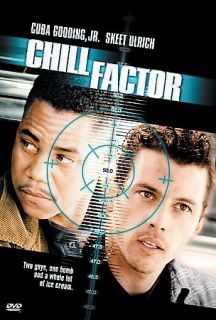 Chill Factor DVD, 2000