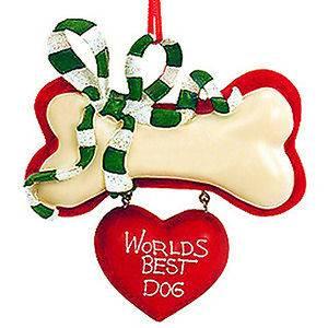 Rebel flag pit bull dog yankee blood confederate for Dog bone ornaments craft